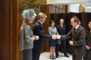 Greeting with Royal Majesties (247 of 458)