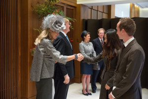 Greeting with Royal Majesties (251 of 458)