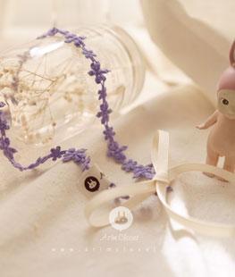 Violet Flower Corolla