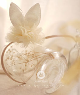 White Rabbit Bling Gold Babyband