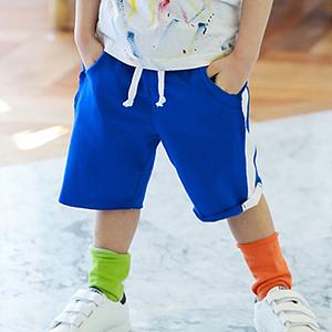 MINI CABINET - BRAND - Korean Children Fashion - #Kfashion4kids - Tape Pants
