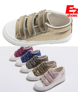 Shining Pearl Band Children Shoes