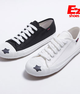 Star Point Low Top