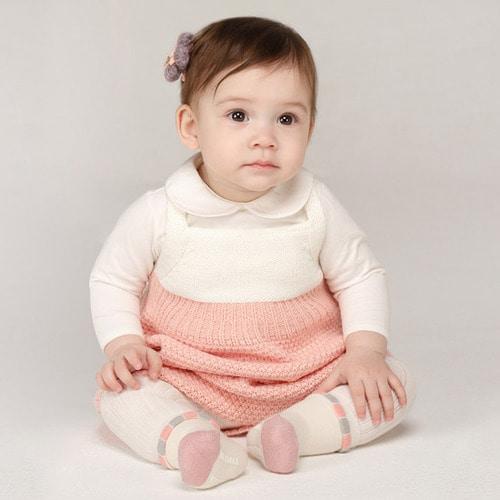 e73e395f9 Lovely Knit Suit  set of 3  - KKAMI