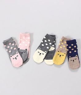 Rumor Socks [set of 5]