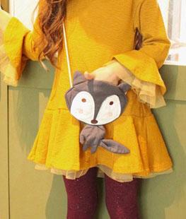 [Ann Flat] Fox Bag