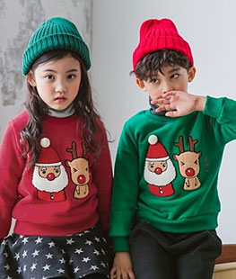 [Party Kids] Santa Rudolph T