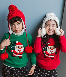 [Party Kids] Go Santa T