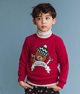 [Party Kids] Cookie Santa T