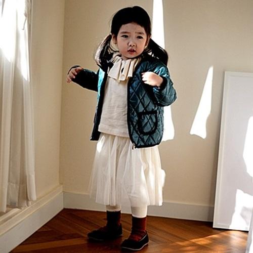 WANDOOKONG - BRAND - Korean Children Fashion - #Kfashion4kids - Waffle Nubim Padding