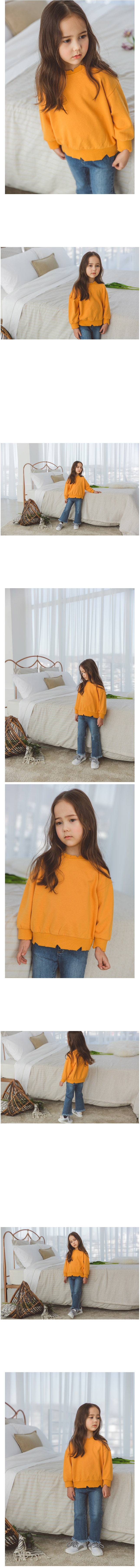 SEWING-B - Korean Children Fashion - #Kfashion4kids - Guche MtoM T