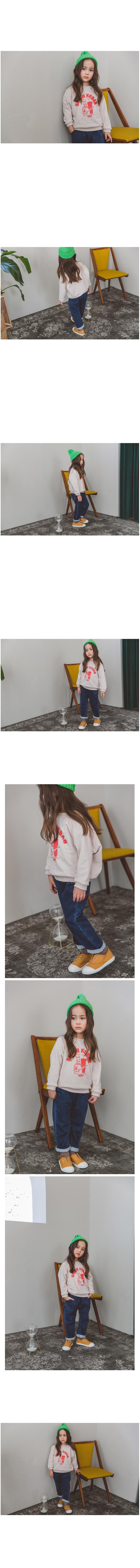 SEWING-B - Korean Children Fashion - #Kfashion4kids - Kebab MtoM T