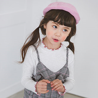 SEWING-B - BRAND - Korean Children Fashion - #Kfashion4kids - Bebe Golgi T-shirt