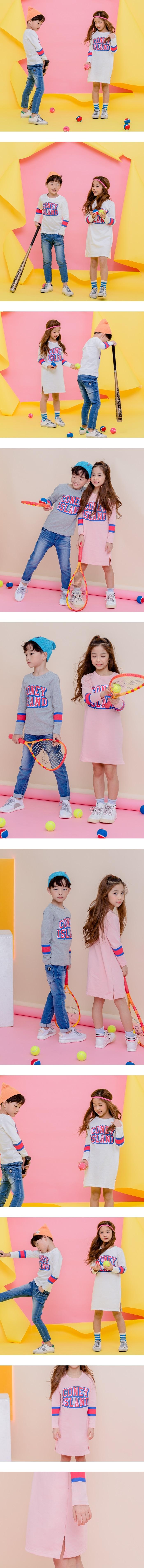 APPLE SMILE - Korean Children Fashion - #Kfashion4kids - Coney Dress