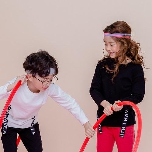 APPLE SMILE - BRAND - Korean Children Fashion - #Kfashion4kids - Tape Tee