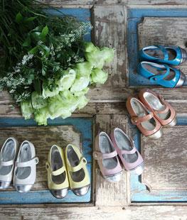 Shine Two Tone Mery Jane Shoes