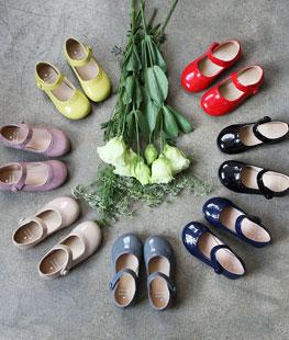 Cutie Enamel Shoes
