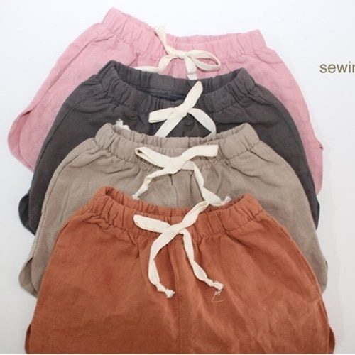 SEWING-B - BRAND - Korean Children Fashion - #Kfashion4kids - Daily Pants