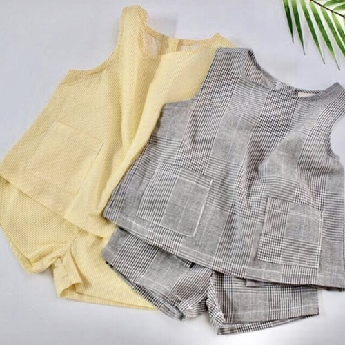 SEWING-B - BRAND - Korean Children Fashion - #Kfashion4kids - Joy Set