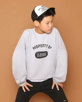 JENNY BASIC - BRAND - Korean Children Fashion - #Kfashion4kids - 1205 Sweat Shirt