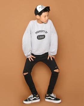 JENNY BASIC - BRAND - Korean Children Fashion - #Kfashion4kids - 812 Black Jeans