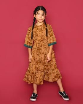 JENNY BASIC - BRAND - Korean Children Fashion - #Kfashion4kids - Time Dress