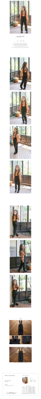TUTTO BENE - Korean Children Fashion - #Kfashion4kids - Button Overall - 2