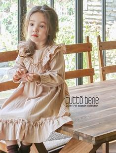 TUTTO BENE - BRAND - Korean Children Fashion - #Kfashion4kids - Princess One-piece
