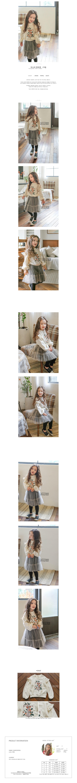 TUTTO BENE - Korean Children Fashion - #Kfashion4kids - Honeybee MtoM Tee
