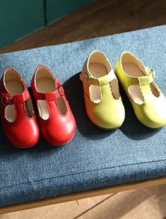 BIMBO BIMBA - BRAND - Korean Children Fashion - #Kfashion4kids - Wave Flats
