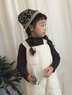 CONCOCTER - BRAND - Korean Children Fashion - #Kfashion4kids - Winter Neck Polar Tee