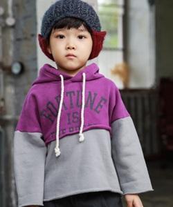 MINI CABINET - BRAND - Korean Children Fashion - #Kfashion4kids - Hood T