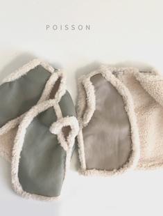 POISSON - BRAND - Korean Children Fashion - #Kfashion4kids - Mustang Vest