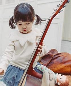 WANDOOKONG - BRAND - Korean Children Fashion - #Kfashion4kids - Bell Mink Tee