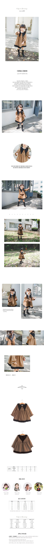 WANDOOKONG - Korean Children Fashion - #Kfashion4kids - Ozma Dress