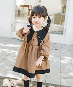 WANDOOKONG - BRAND - Korean Children Fashion - #Kfashion4kids - Ozma Dress
