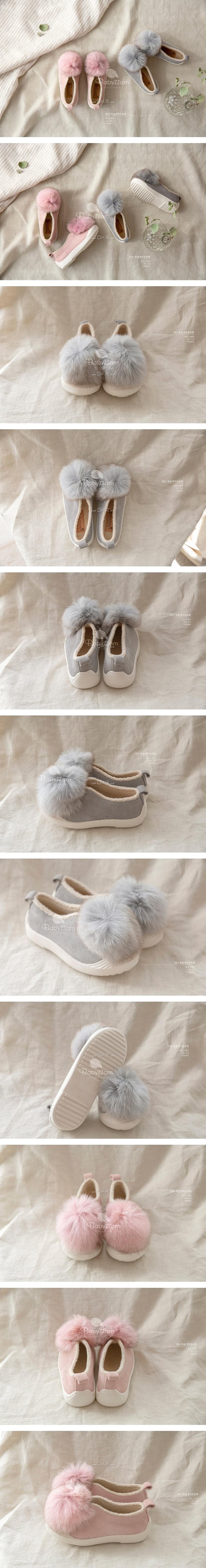 BABYZZAM - Korean Children Fashion - #Kfashion4kids - Drop Bell Sneakers