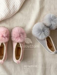 BABYZZAM - BRAND - Korean Children Fashion - #Kfashion4kids - Drop Bell Sneakers