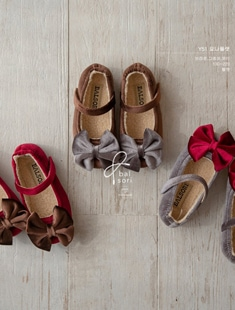 BABYZZAM - BRAND - Korean Children Fashion - #Kfashion4kids - Yona Flat