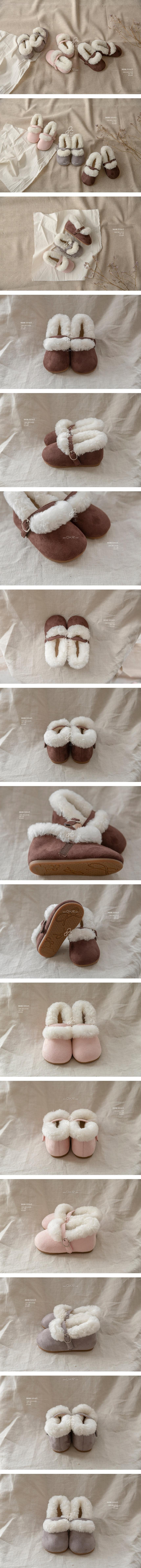 BABYZZAM - Korean Children Fashion - #Kfashion4kids - Tommy Shoes