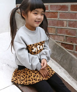 BANILLA STORY - BRAND - Korean Children Fashion - #Kfashion4kids - Joy Tee