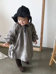 CONCOCTER - BRAND - Korean Children Fashion - #Kfashion4kids - You Shirring Dress
