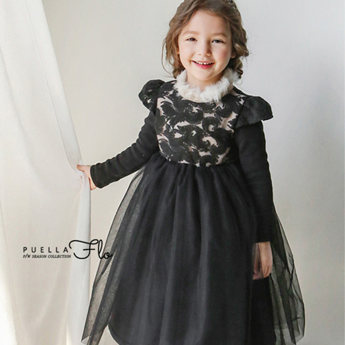 FLO - BRAND - Korean Children Fashion - #Kfashion4kids - Lavina One-piece