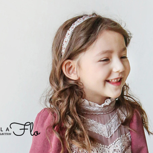 FLO - BRAND - Korean Children Fashion - #Kfashion4kids - Lauren Hairband
