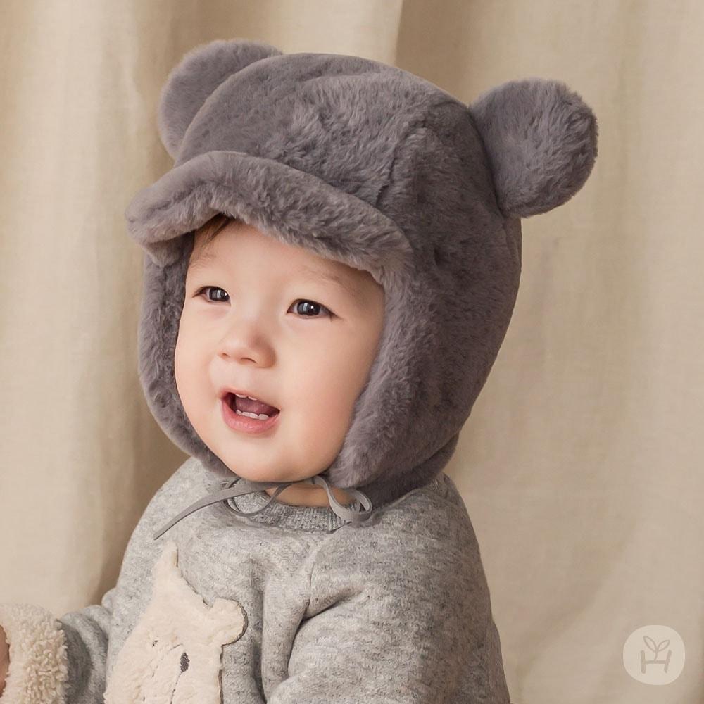 HAPPY PRINCE - Korean Children Fashion - #Kfashion4kids - Molo Winter Cap