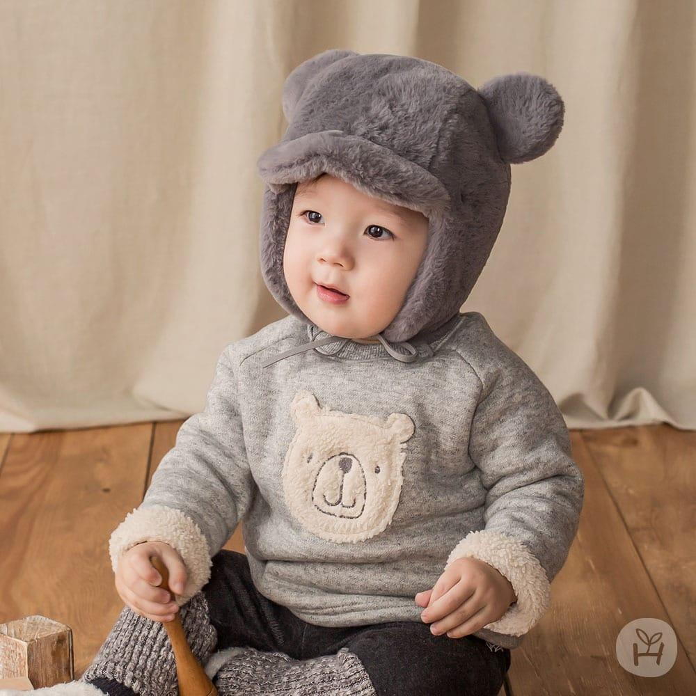 HAPPY PRINCE - Korean Children Fashion - #Kfashion4kids - Molo MTM Tee