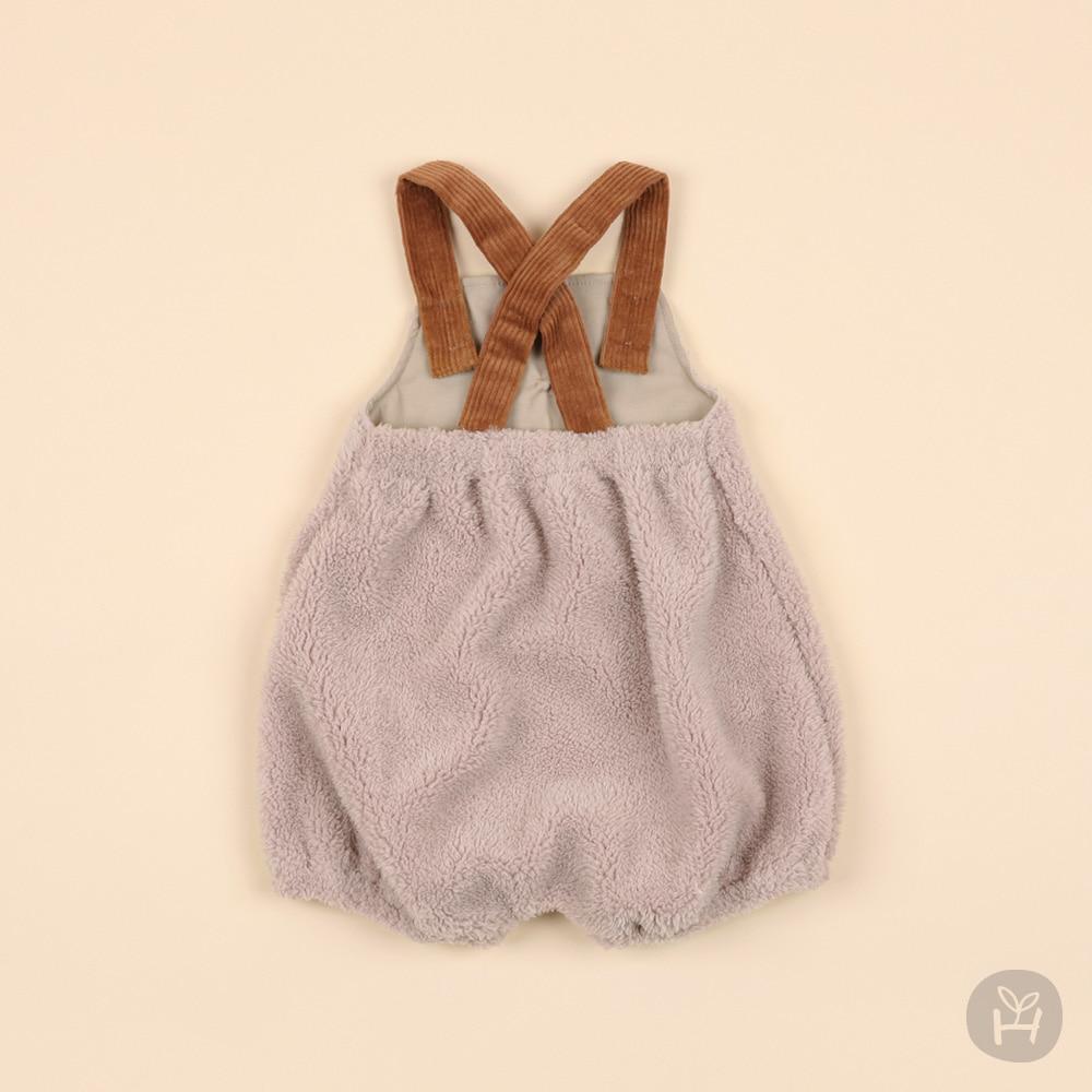 HAPPY PRINCE - Korean Children Fashion - #Kfashion4kids - Grad Overall - 3