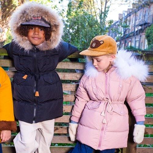 HETZEBEBE - BRAND - Korean Children Fashion - #Kfashion4kids - Raccoon Duck Padding Jumper