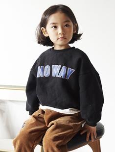 HONEYBEE - BRAND - Korean Children Fashion - #Kfashion4kids - No Way Tee
