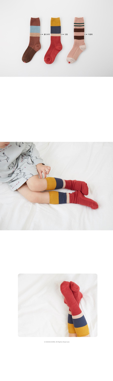 KOKACHARM - Korean Children Fashion - #Kfashion4kids - Maple Socks - 2